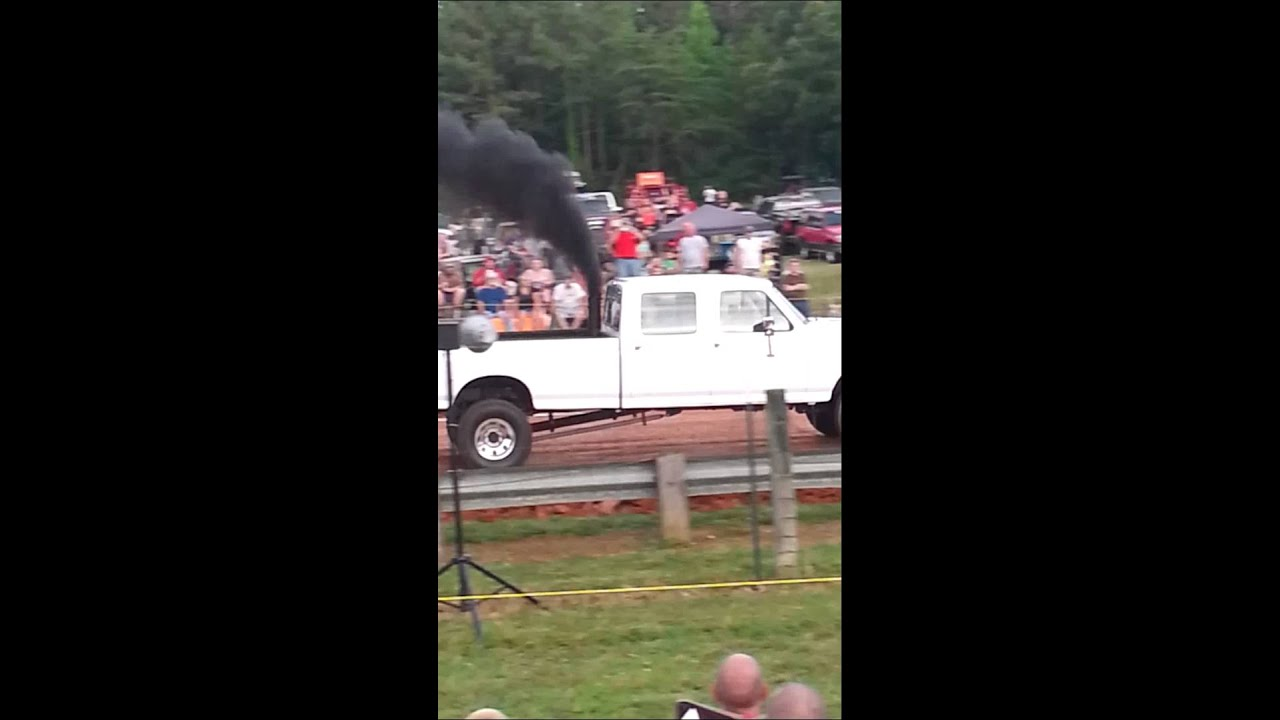 big lick pull tractor