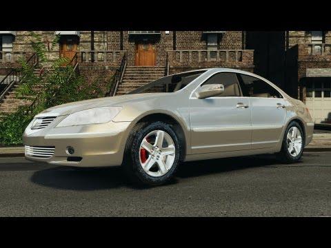 Honda Acura RL