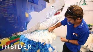 8 Artists Who Create LEGO-Inspired Art
