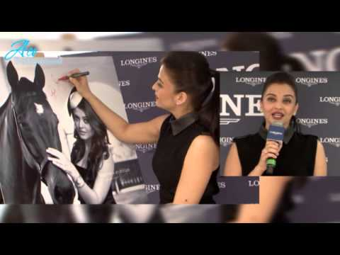 Aishwarya Rai Bachchan launches Longines store in Mumbai