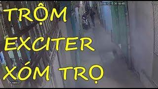 Trộm xe máy xóm trọ | Cùng chia sẻ mọi người cảnh giác | Chia sẻ cung cấp thông tin PCTP