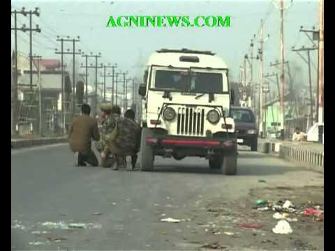 SRINAGAR.. TWO MILITANTS REPORTED KILLED IN AHMAD NAGAR.