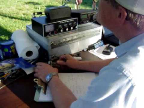 Johnson County Radio Amateur Club 2009 Field Day Part 2