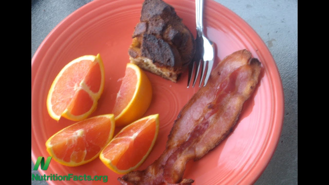 Vitamin C-Enriched Bacon