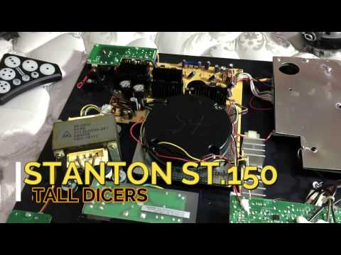 how to install dicers on stanton str8 150/st.150 tutorial