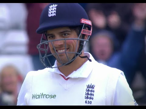 Alastair Cook crosses 10,000!