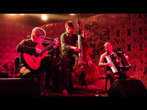 Marco Pereira Trio no Studio RJ 2012 - 2