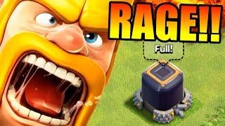 Clash Of Clans   INSANE DARK ELIXIR CHALLENGE!!   1 BIG BOMB vs ENTIRE ARMY!!