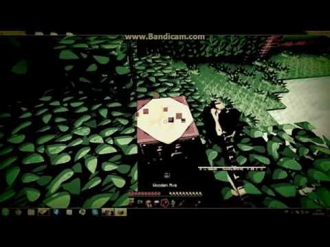 Minecraft:how To Survive The First Night And Fucking Tree video