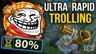 Ultra Rapid TROLLING in URF 2019 - League of Legends Plays | LoL Best Moments #137
