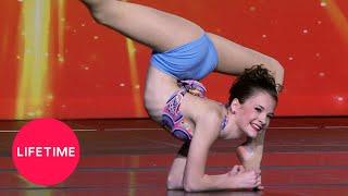 "Dance Moms: Brooke's ""Supermodel"" Acrobatic Solo (Season 1 Flashback) | Lifetime"