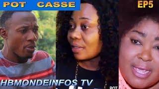 POT CASSE EP 5 Theatre Congolais Vinny,Mimi,Fanny,Ebakata,Mayonaise,Moseka,Masuaku,Baby