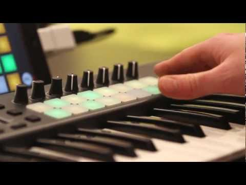 Novation // Launchkey MIDI keyboard controller