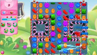 Candy Crush Saga Level 3417 NO BOOSTERS