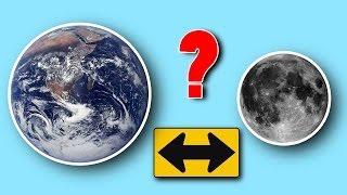 Как Далеко Луна От Земли?