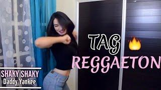 TAG DEL REGGAETON / Kimberly Loaiza