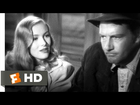 Sullivan's Travels (4/9) Movie CLIP - Meeting the Girl (1941) HD