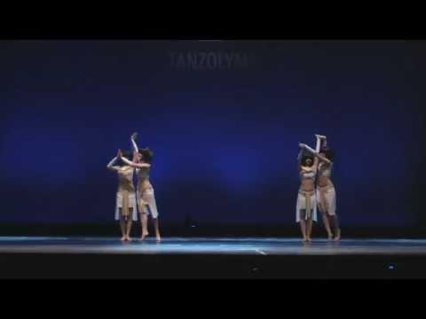 Anna Verde Dance, Russia. Egyptian Dance