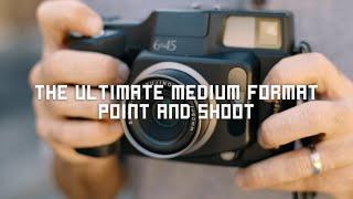 Fuji GA645 - The Ultimate Medium Format Point & Shoot