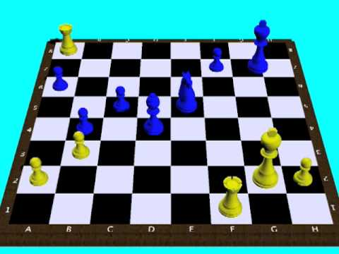 Chess Game Stockfish 1.6.2 vs Rybka 3 1 - 0