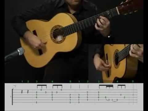 Siguiriya guitarra 1, España en dos guitarras, Sabicas y Escudero por David Leiva