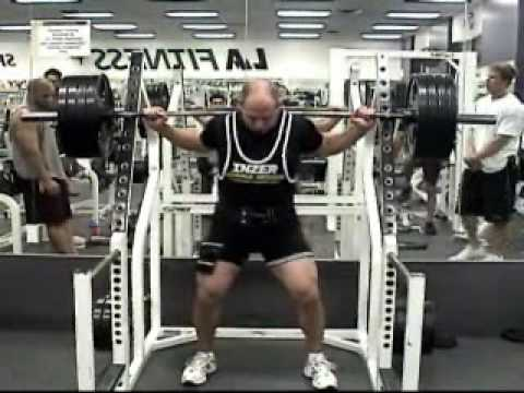 Powerlifting Squat Depth Detection Image 1