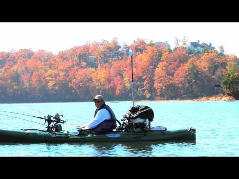 Kayak Fishing Lake Lanier