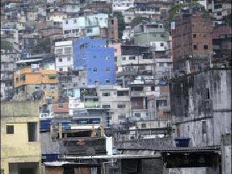 Rio de Janeiro slum shooting: German tourist shot and wounded