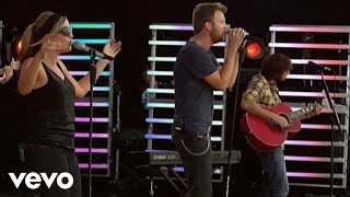 Lady Antebellum - I Run To You (Live)