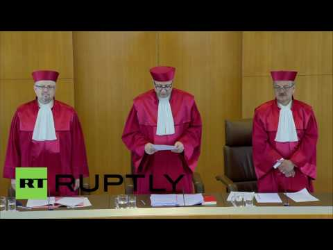 Germany: Court rules against challenge to ECB's bond-buying programme