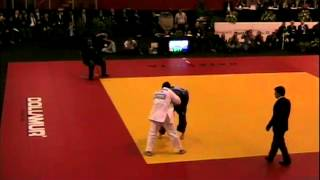 GONZALEZ Asley CUB vs EMOND Alexandre CAN Pan Am 2012