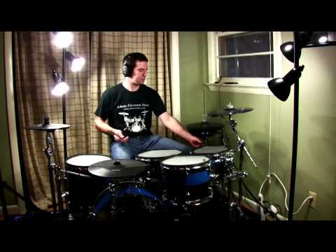 Jesse - Jay-Z ft. Linkin Park - Points of Authority/99 Problems/One Step Closer (Drum Cover)
