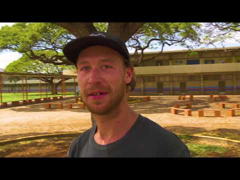 Krooked's Hawaiian vacation with Louie Lopez