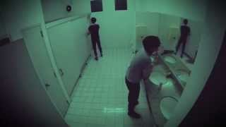 Ghost In The Toilet