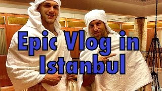EPIC Vlog in Istanbul - Happy New Year Teil 1/2