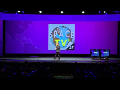 BlackBerry Jam Americas 2013 General Session - Alec Saunders Part 2