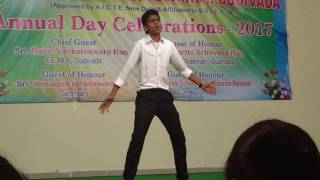 My love is gone dance of pandu