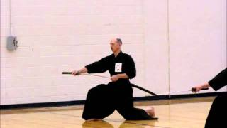 Dave, February 2012 Iaido Shinsa, NJIT