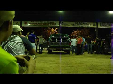 sound car machique bronco de jhoan