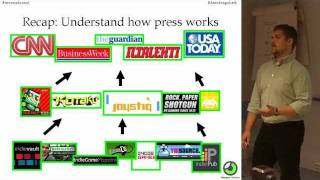 Understanding Game Journalism Lecture (part 1)