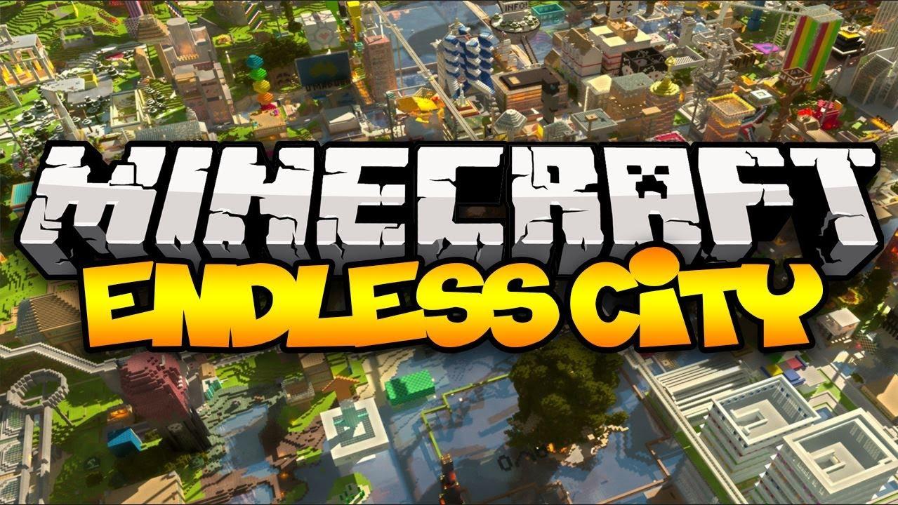 Minecraft Endless City's