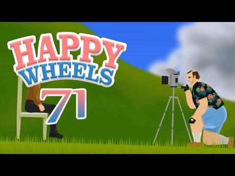 Happy Wheels z Disem! #71 - ZJEDZO MNIEEE ;_: