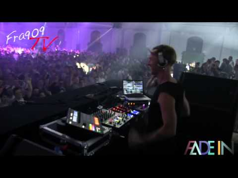 FRA909 Tv - RICHIE HAWTIN @ FADE IN FESTIVAL