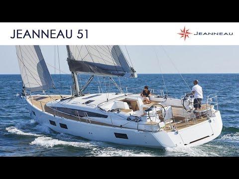 Jeanneau 51 - Aménagement extérieur du bateau