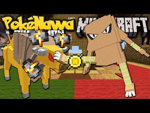 Minecraft Pixelmon: Gym Challengers Badge Battle - Pokenawa Server