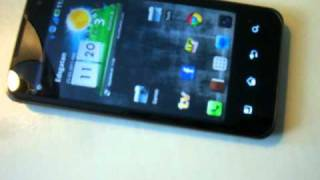 LG Optimus 2X review Swedish plus tips and tricks