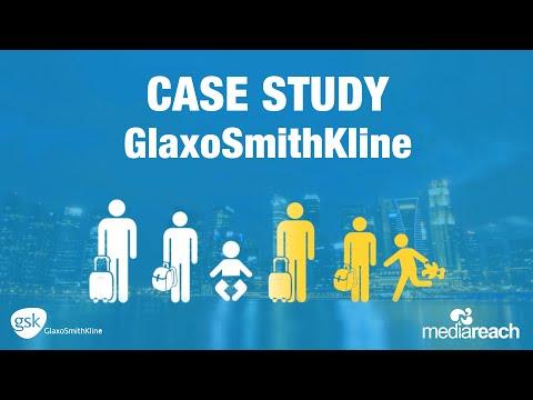 Healthcare Marketing Case Study by Mediareach for GlaxoSmithKline (GSK)