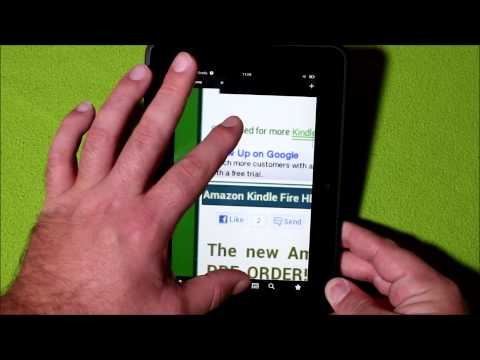How To Root The Amazon Kindle Fire HD Tablet | How To Save Money And