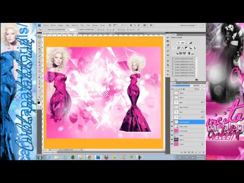 Tutorial Wallpaper Is Lady /PS//