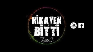 ReeC - Hikayen Bitti - Kinetik Tipografi (lyric video)